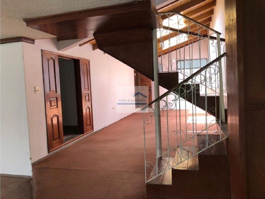 venta casa 3 dormi club los chillos 330000