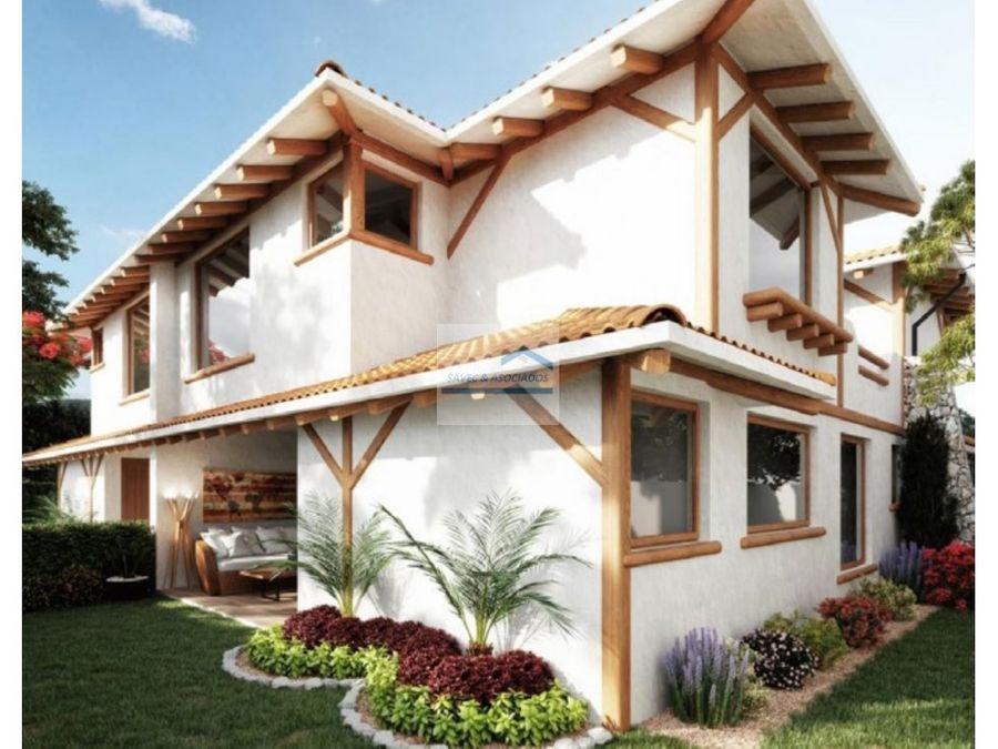 venta casa 3 d jardin tumbaco ruta viva 220000