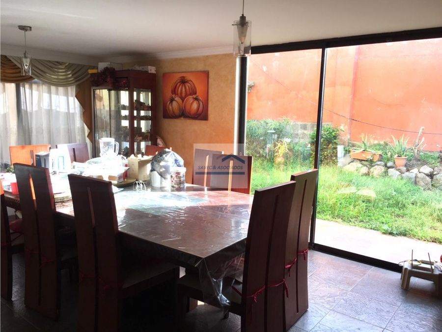 amplia casa en renta para negociooficina cumbaya 2000