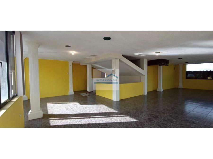 propiedad en venta para casa u oficinas pinar alto 480mil
