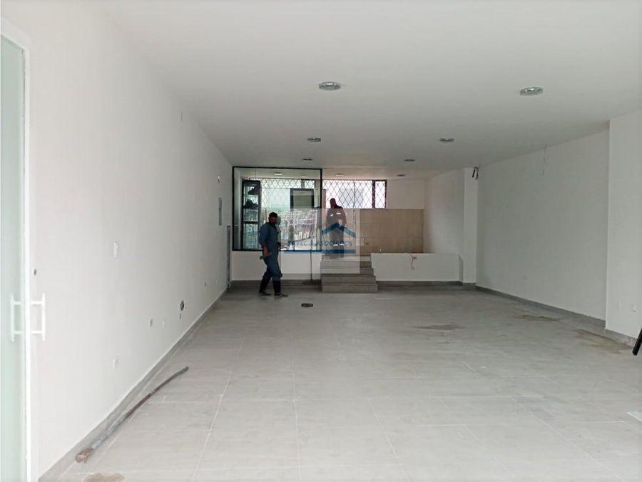 renta local a la calle av galo plaza alto trafico 1000