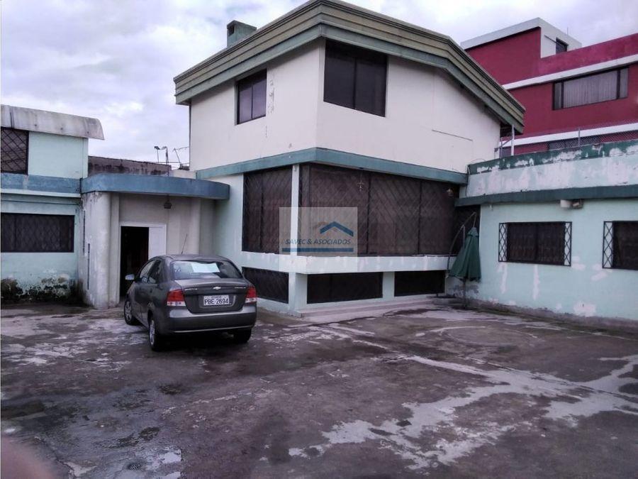 casa en venta o terreno en venta san isidro del inca 190mil