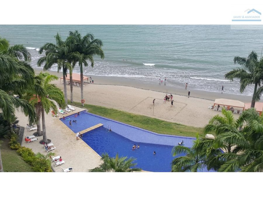 vendo suite piscina playa tonsupa 66000