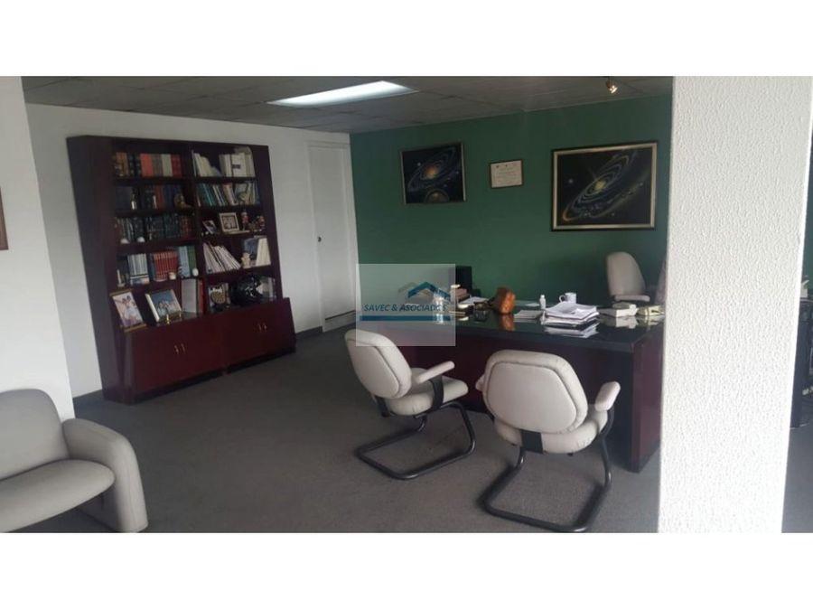venta oficina 277m2 mariscal 160000