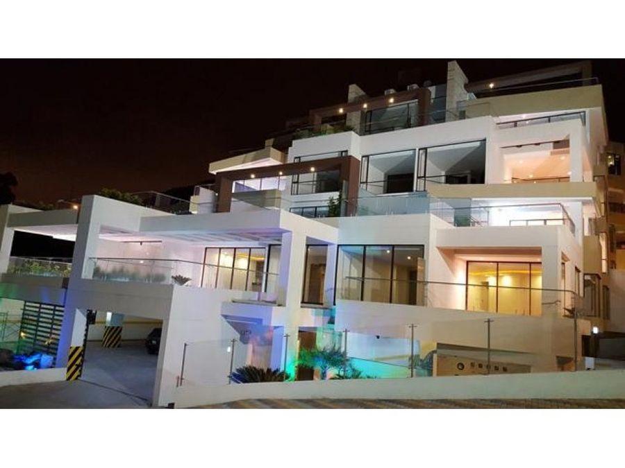 venta lujoso departamento con jardin sector miravalle 320950
