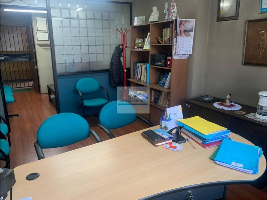 venta elegante oficina sctor ministerio de finanzas 30000