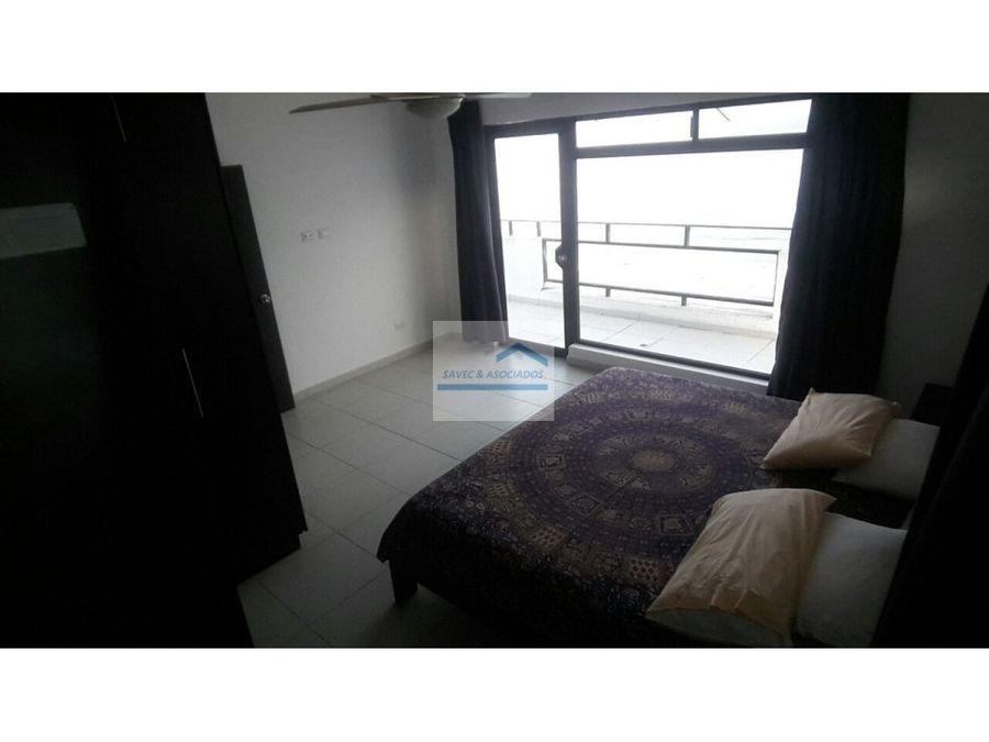 vendo penthouse amoblado primera linea de playa casa blanca 280000
