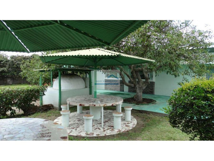 venta quinta guayllabamba con canje 750000