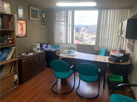 venta elegante oficina sctor ministerio de finanzas 35000