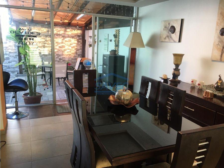 casa en venta urb privada tumbaco 135mil