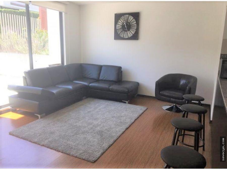 suite en venta con patio privado ponceano alto
