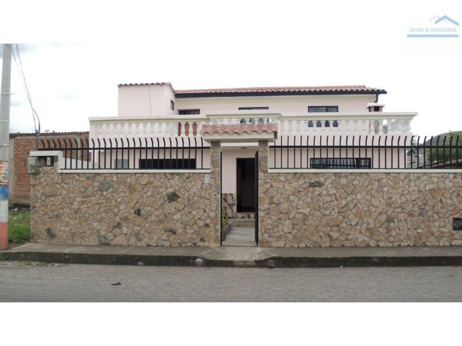 venta casa de campo cayambe 168500