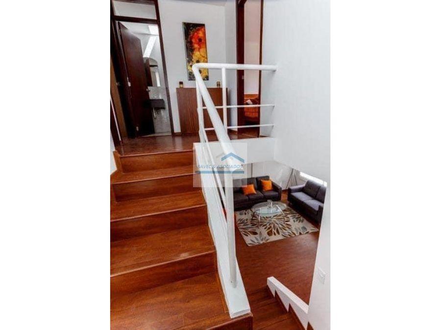 venta casa 3 dormi calderon 80000