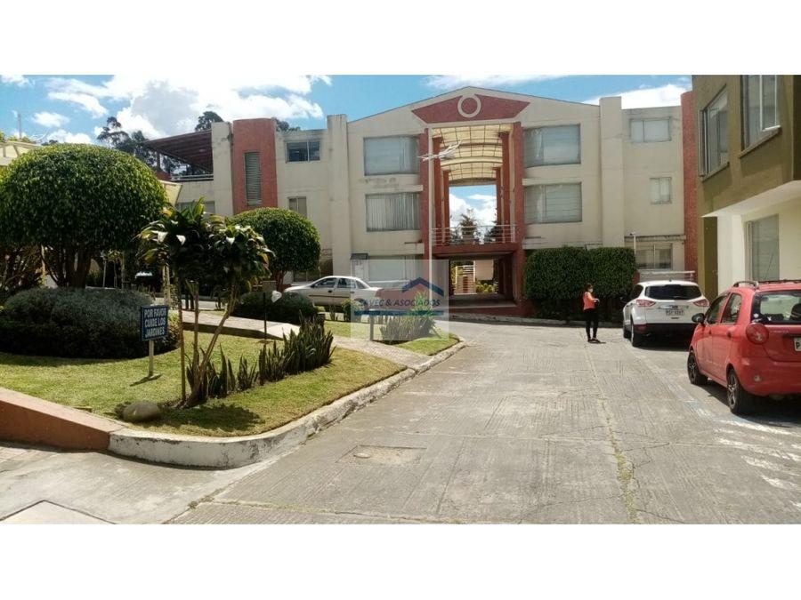 hermoso duplex san juan alto de cumbaya 195mil