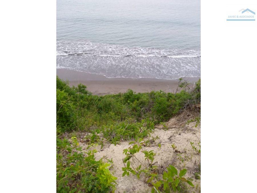 venta de 17 hectareas playa same 50 el m2