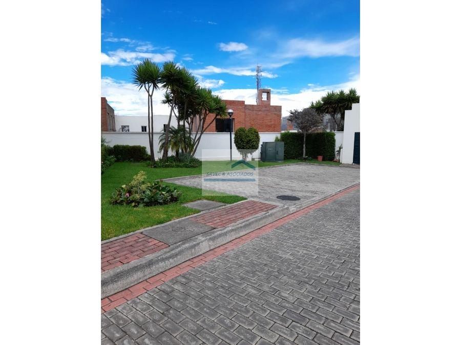 oportunidad casa en venta cumbaya 217mil