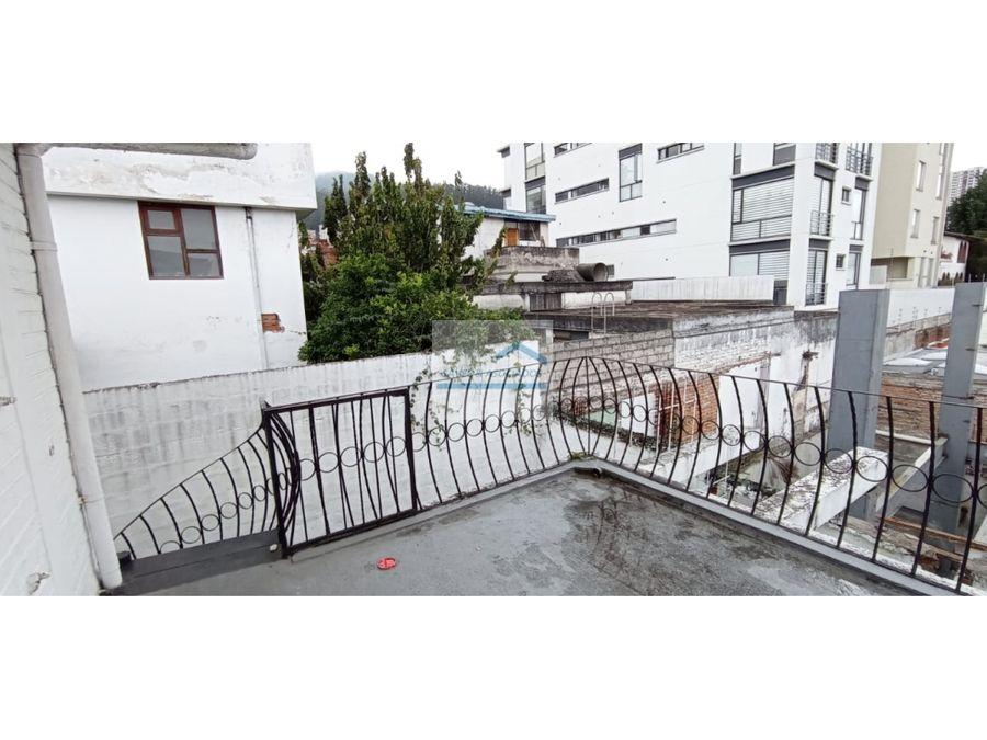 suite con terraza en arriendo sector granda centeno 200