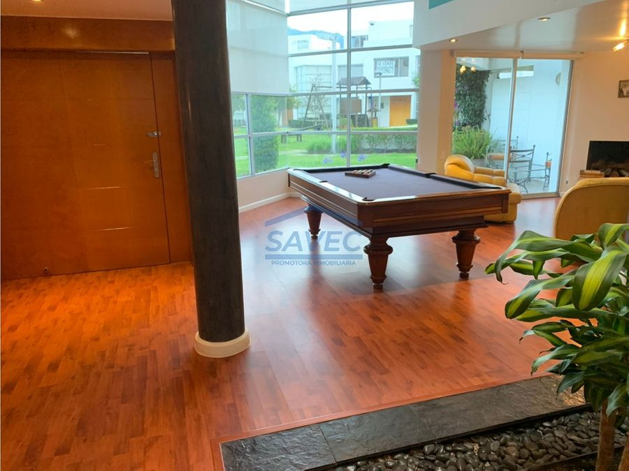 venta casa 4 dormi primavera cumbaya 335000