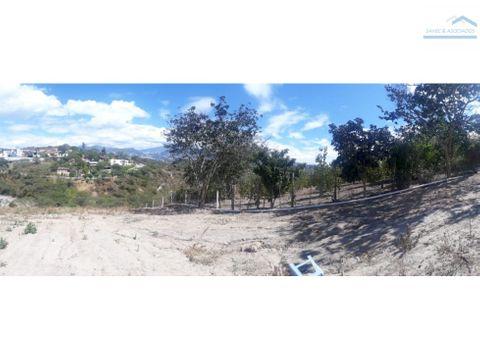 terreno en venta tumbaco churoloma