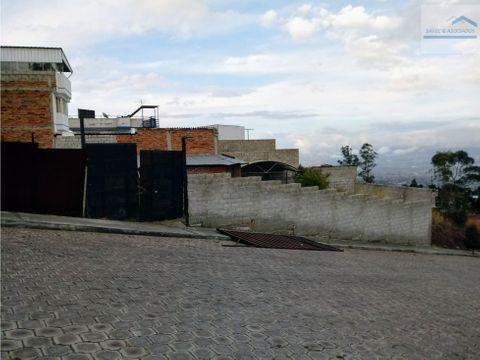 venta terreno sector san isidro del inca