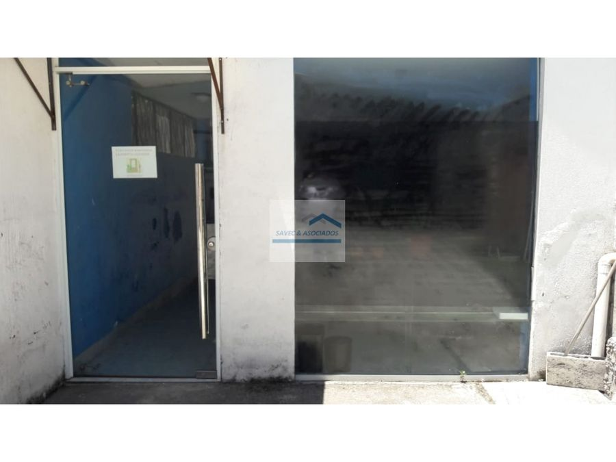 renta bodega galpon 482 m2 av eloy alfaro 1100