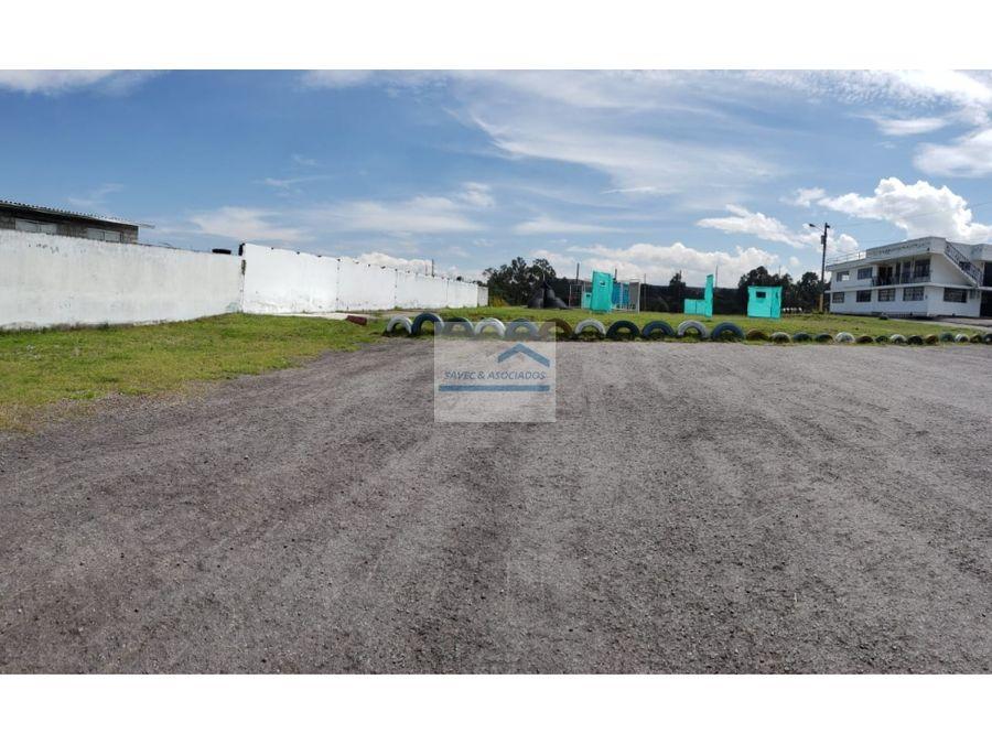 amplio terreno en venta tumbaco morita precio 195m2