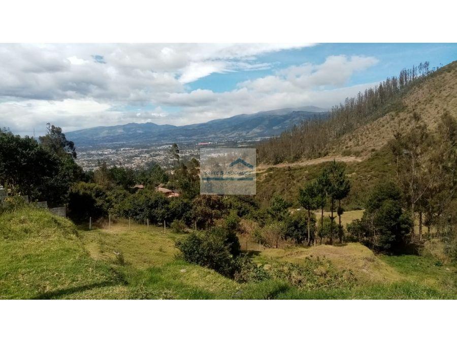 terreno en venta ilalo tumbaco 45m2 135mil