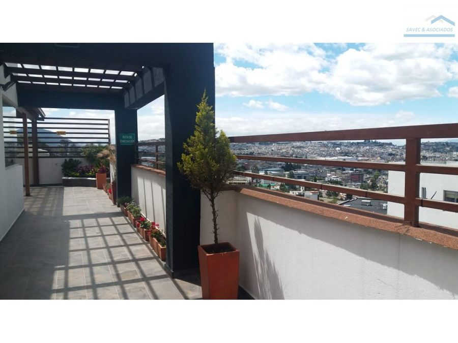 venta renta departamento terraza quito tenis 700