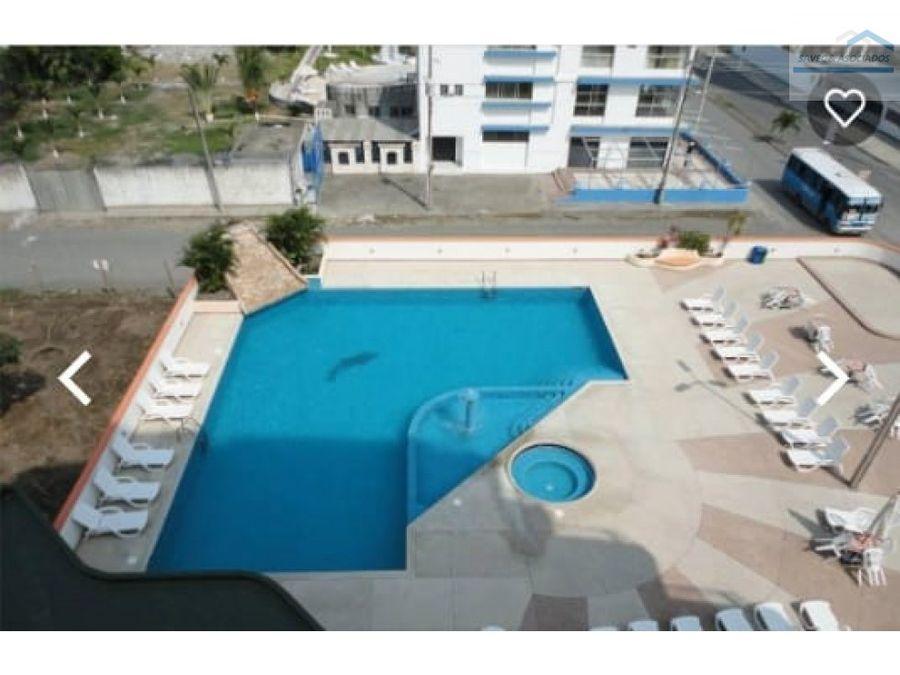 vendo depar 3 dormi piscina playa 99000