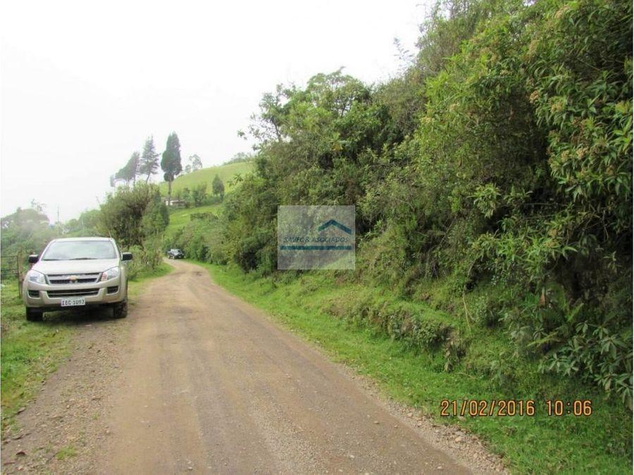 venta hacienda ganadera 482 has sector nono