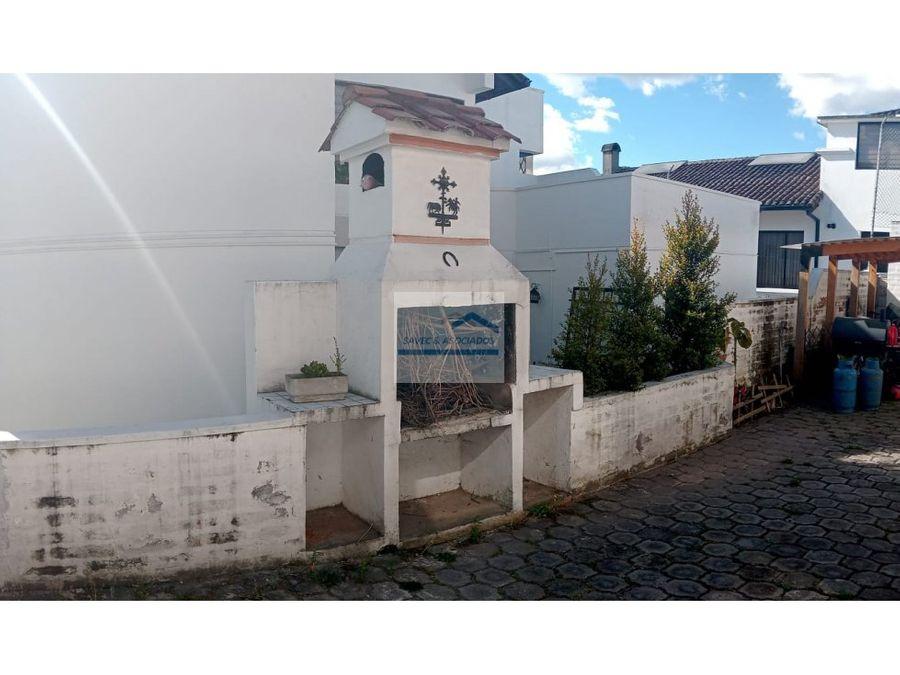 casa en venta sector monteserrin 385mil