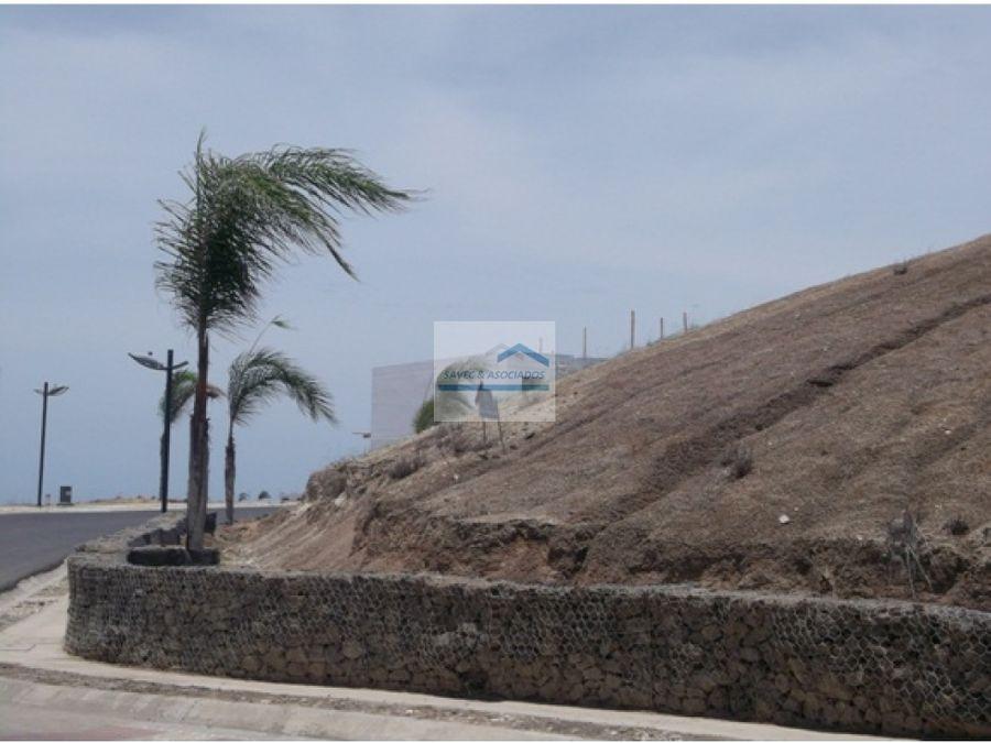 terreno en venta urbanizacion privada exclusiva manta 92mil