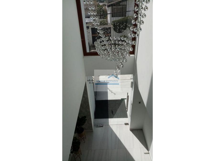 departamentos en venta por estrenar cumbaya primavera 165mil