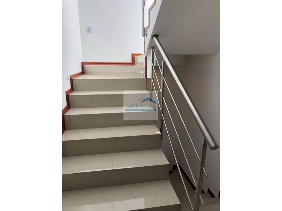venta casa 3 dormi estrenar tumbaco 175000