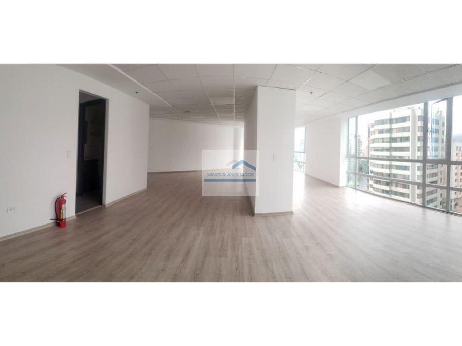 oficina en renta aveloy alfaro 6 de diciembre 750alicuota