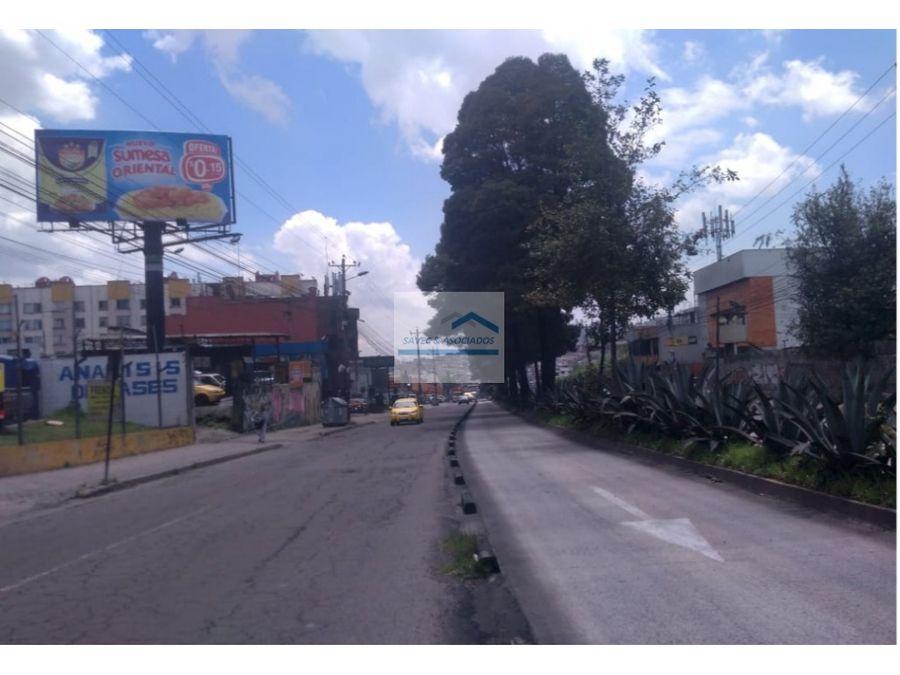 valla publicitaria en arriendo simon bolivar 1000 mensuales