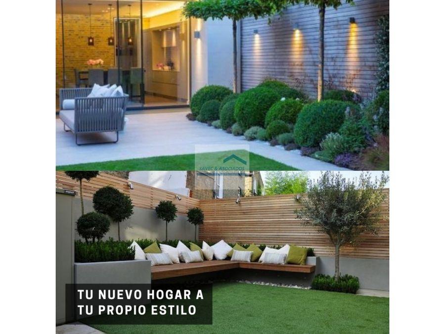 oferta casa 3 dormi amplio jardin tanda nayon 229900