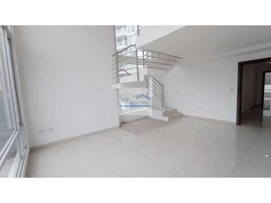 departamento duplex a estrenar 3 dorm balcon eloy alfaro granados