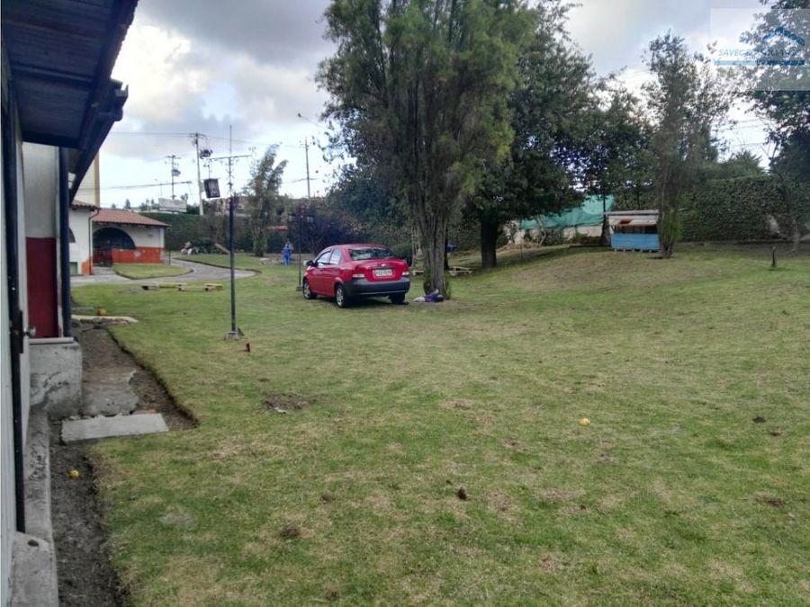 venta de terren la ruminahui real audiencia