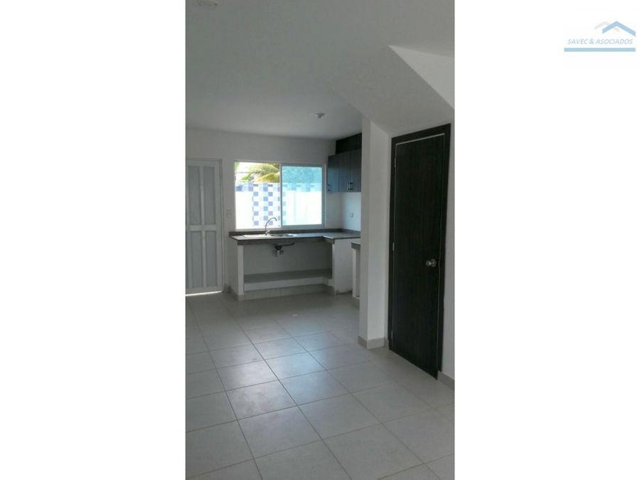 lindas casas de venta promocion manabi 55000