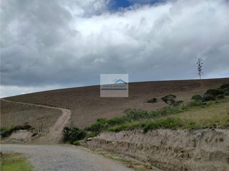 terreno de oportunidad 290m2 balcones de cochasqui 2 204000