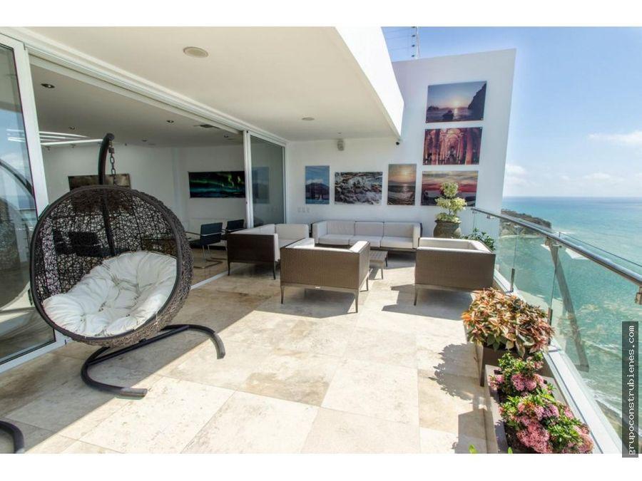 lujoso penthouse frente al mar mykonos manta