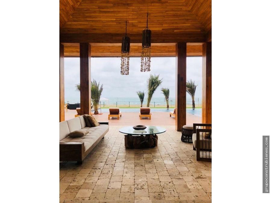 lotes en karibao resort en playas ecuador