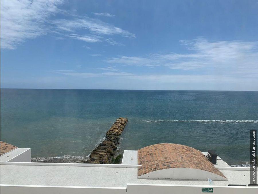 departamento en ciudad del mar manta