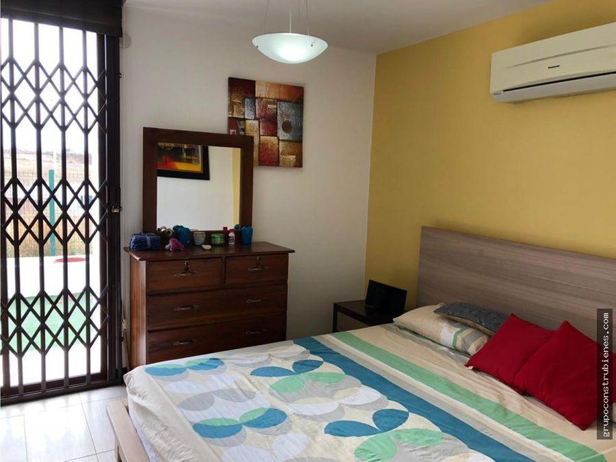 casa amoblada en ciudad del mar manta