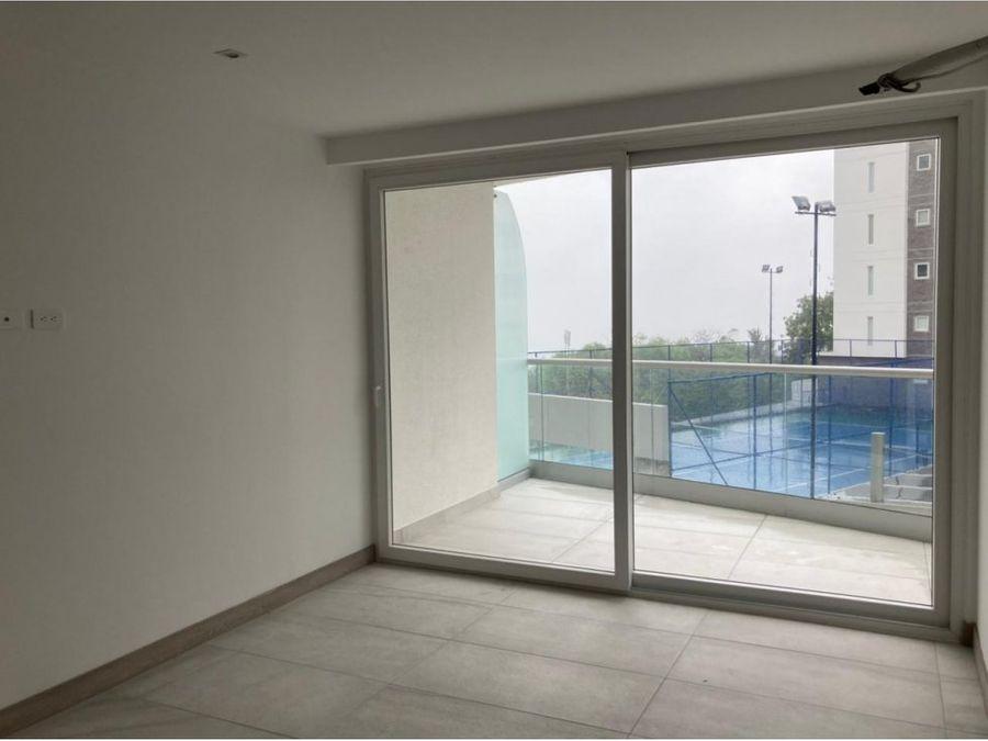 departamento por estrenar vista al mar en edificio mykonos manta