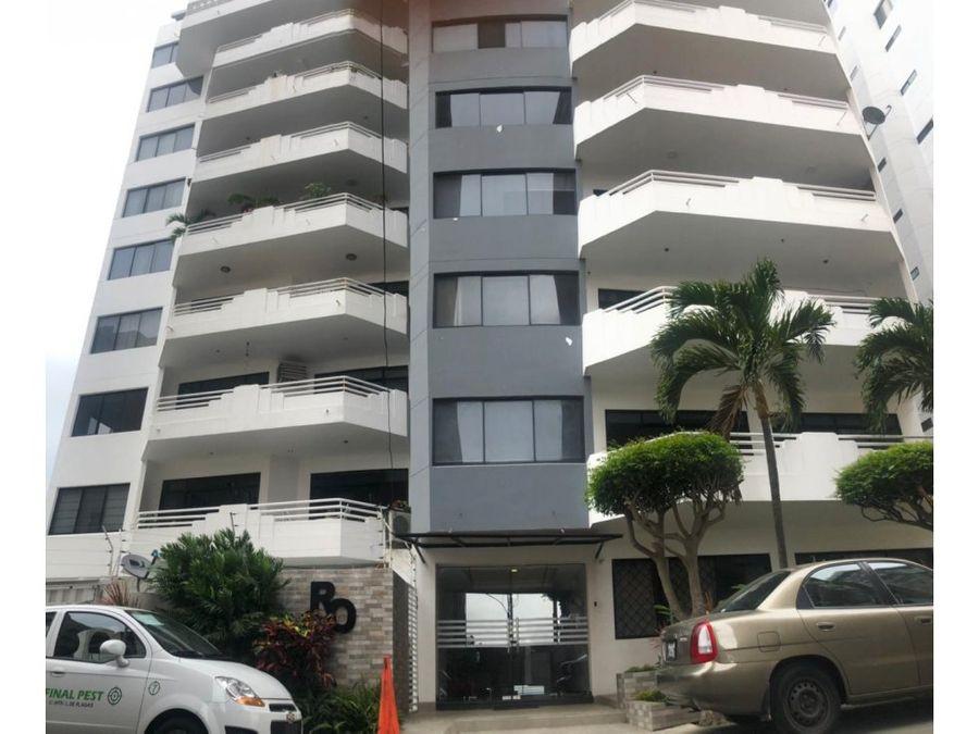 departamento amoblado sector hotel oro verde
