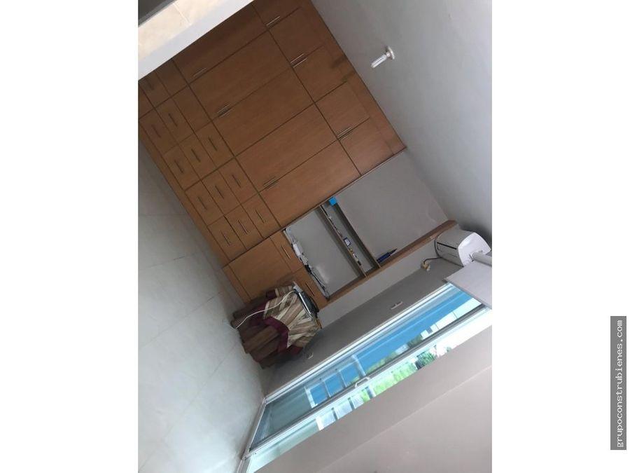 departamento amoblado en condominio privado