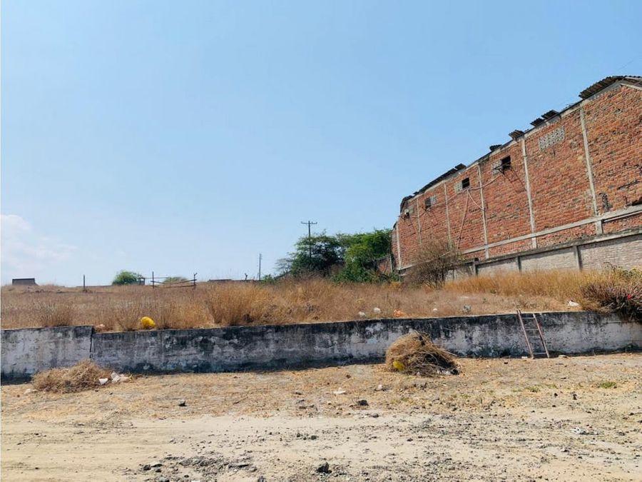 terreno industrial frente al mar en jaramijo manabi
