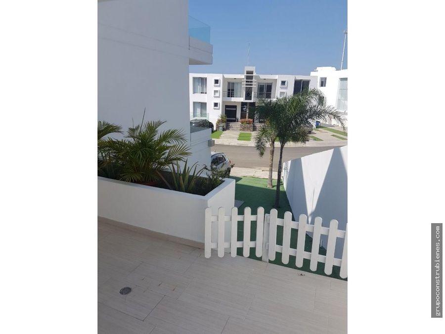 casa amplia en urb ciudad del mar manta